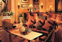 Interior design of Dubai