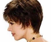 Haircuts, styles, color