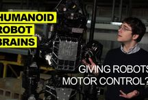 MIT Humanoid Robotics Resources for K12 / Free resources related to the Science Out Loud Season 1 Episode 2, Humanoid Robot Brains  #neuroscience #biology #robotics #stem