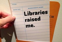 Library Quotes / Quotes about reading, libraries, books, movies...all things creative.