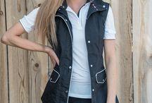Christine All Weather Vest