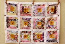 Small quilts doll quilts