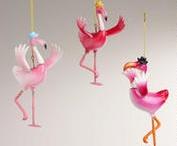 RV Pink Flamingo Tree