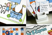 Literacy Centers / by Keri Robertson