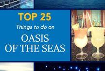 Oasis Of The Seas - viagem 2017