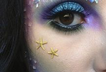 Carnaval make-up