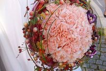Гвоздика / букет невесты