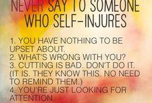 Self-Harm Awareness
