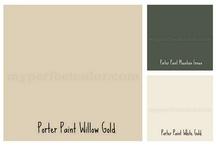 Color palette / by Kate Turner