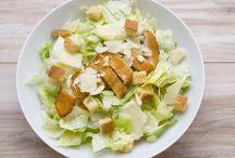 Les plats de résistance Florette qui vous inspirent ! / Retrouvez toutes les recettes Florette sur http://florette.be/fr/salad-recipes/