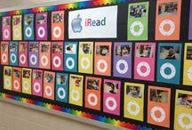 Kindergarten Bulletin boards
