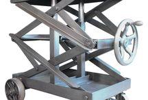 Furniture metal funirnitur