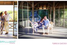 Parrot Cay photo shoots