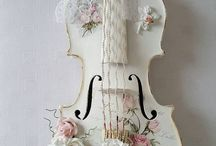 Gorgeous musical instruments