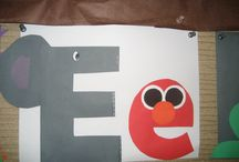 E is for...Letter of the Week