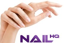 Nail HQ Nail Treatments Canada / Prepare yourself for a new generation of nail treatments, brought to you by top nail care experts Nail HQ.  Using cutting edge ingredients and formulations, Nail HQ offers you naturally beautiful nails that are nourished, strong and glossy. Nail HQ uses Hydrolyzed Collagen and further infuses traditionally associated with hair and skincare including Argan Oil, and Keratin Proteins.  / by Farleyco Canada