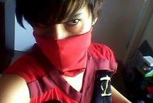 ninjago cosplaye