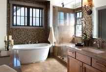 Bathrooms / Dream bathrooms