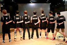 handsome boys :) / Alloha, Handsome Bangtan Board is here!! See their handsome and cool photo here ! I'm A.R.M.Y guys!