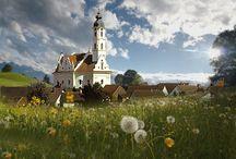 Kirchen Klöster in Oberschwaben