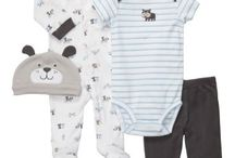Clothing & Accessories - Layette Sets