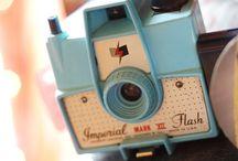 Vintage Cameras / I am obsessed with vintage cameras