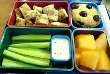 Healthy Lunches for Kiddos!
