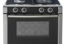 Bosch Gas Ranges
