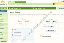 Comprobantes de pagos / Pruebas de pagos recibidos por Internet