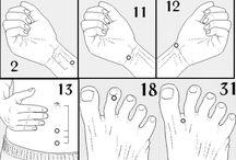 Acupressure // Reflexology // Acupuncture