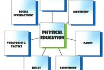 Physical Education / Ideas for my class or to help my colleagues.