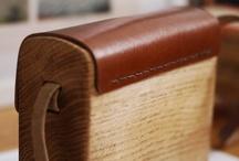 piele + lemn