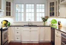Kitchen at the Other House / by Sandy Taylor