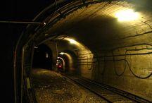 Underground system of Lisbon