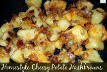 Gluten Free/Paleo - Potatoes