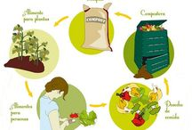 Compost / Procesos para preparar el compost, trucos para obtener un mejor compost, en definitiva todo lo relacionado con el proceso para compostar tus residuos orgánicos.