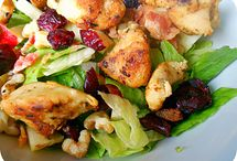 CHICKEN RECIPE / SALAD