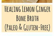 Bone broth ideas
