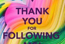 My Amazing Followers