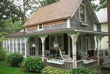 Cottages Small Get Aways / by Buck Furnishings