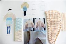 Knitting Mönster