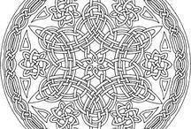 Doodles ~ Celtic / by Laura Hayden