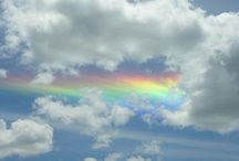 Rainbows and multi-colours