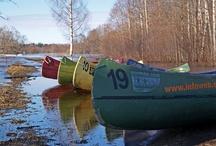 Flood - the Fifth Season in Soomaa / by Aivar Ruukel