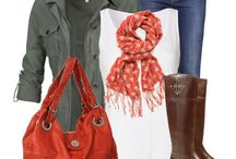 FASHION / Things I like and looks that I would love to be a part of my style. / by Amber Legan