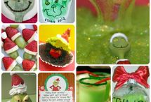 Grinch activities / by Michelle Johnson