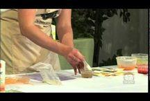 gelatine art