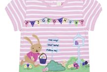 JoJo Easter Gift Ideas / For spring 2016 we have a lovely selection of products perfect for Easter! Whether you need a need outfit or present for a little one, here you can see a great selection!  http://goo.gl/2oiJlJ