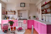 kitchens / by Liesl Jones