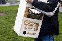 [Photo Booth] / Ideen um sich selbst einen Photo Booth zu bauen.